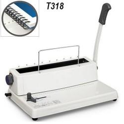Rilegatrice manuale T318